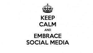 Social media management – lessons learnt