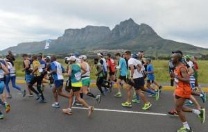 Cape Town Marathon 2015