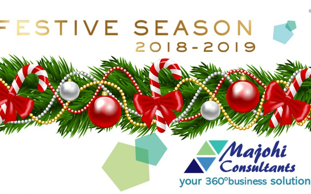 Wrapping up 2018 and Looking Ahead with Majohi Consultants