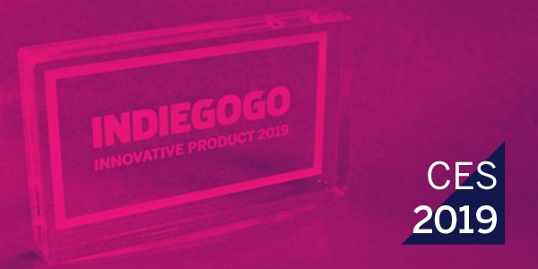 Majohi's work nominated as a recipient of Indiegogo's annual Innovation Award!