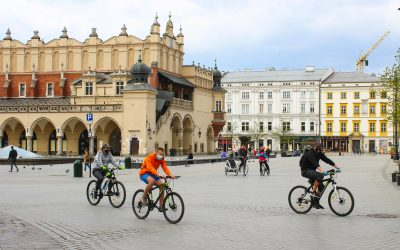 KRAKOW IS SLOWLY COMING BACK TO LIFE