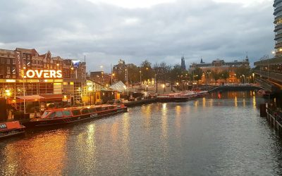 City hopping to Amsterdam