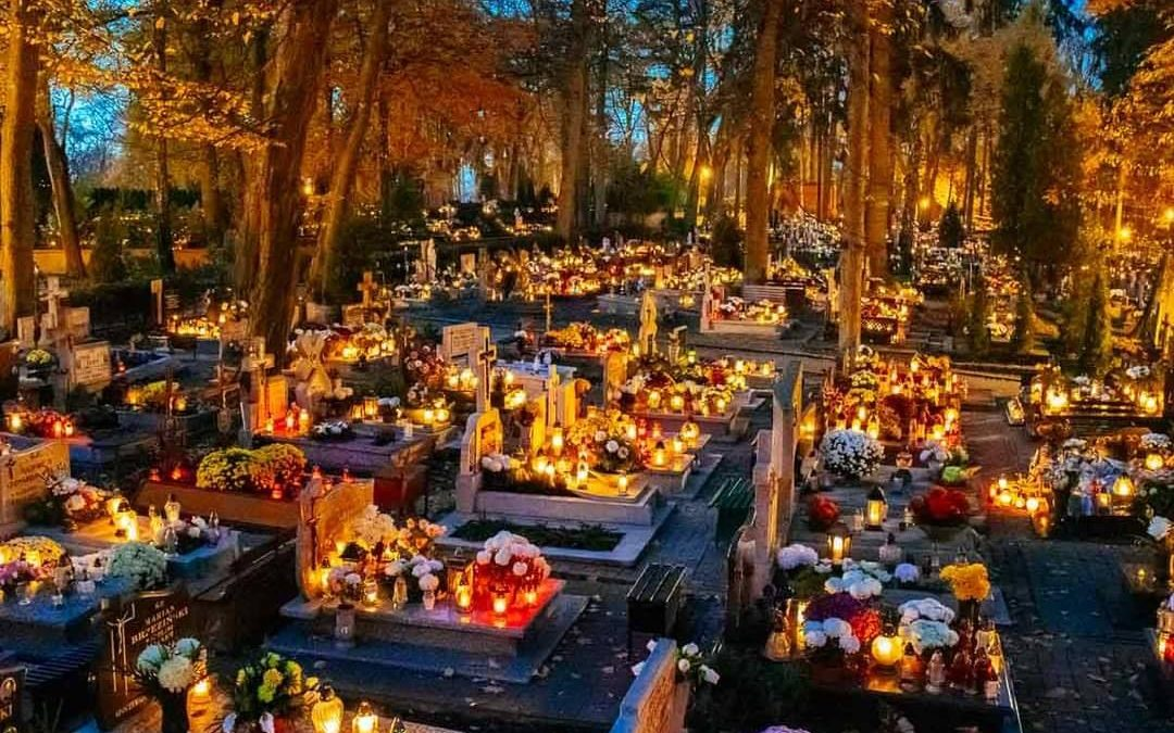 All Saints' and All Souls' Day – Poland