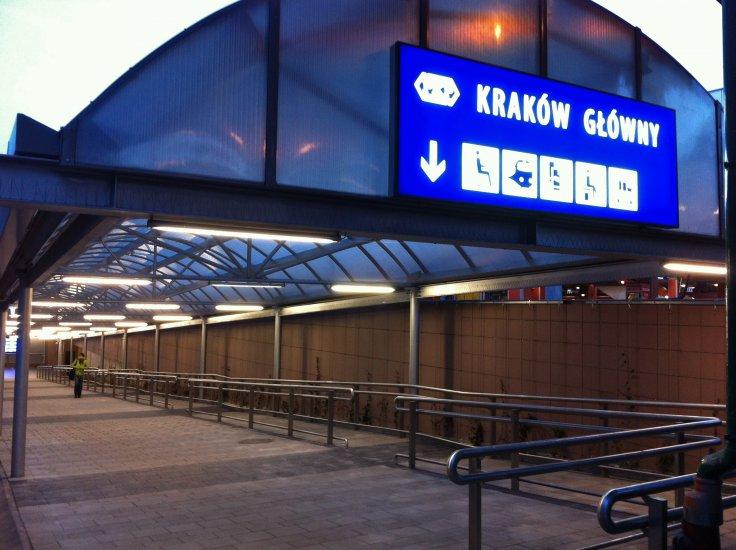 CITY STATION - KRAKOW
