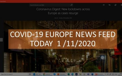 Covid 2nd wave hits Europe
